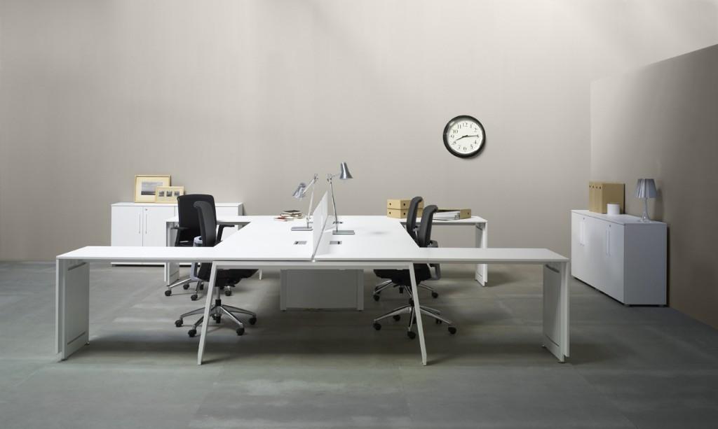 Proyecto mobiliario de oficina agaru for 8 6 mobiliario de oficina