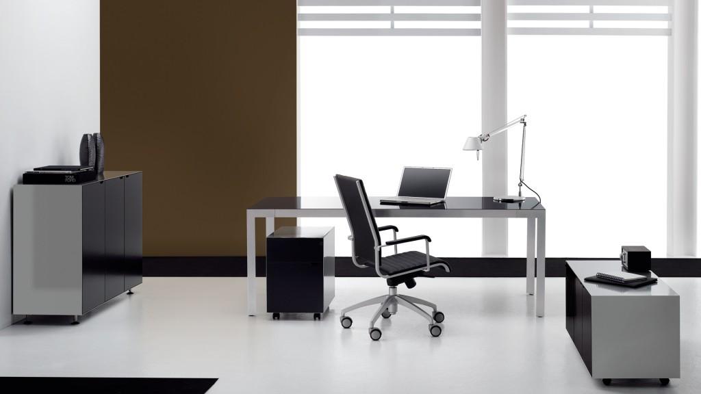 Mesas de oficina mobiliario de oficina agaru for Mesas de trabajo para oficina
