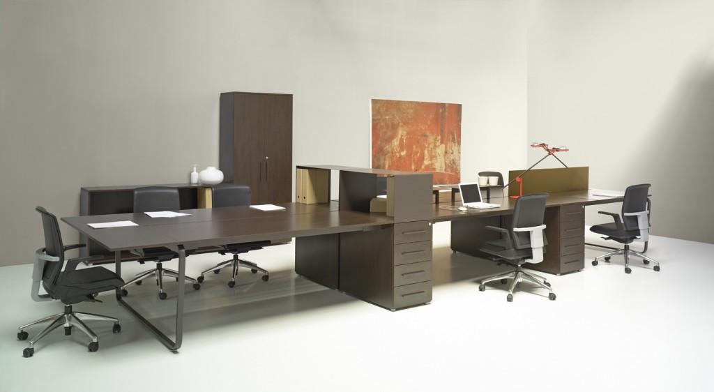 Proyecto mobiliario de oficina agaru for Proyecto oficina