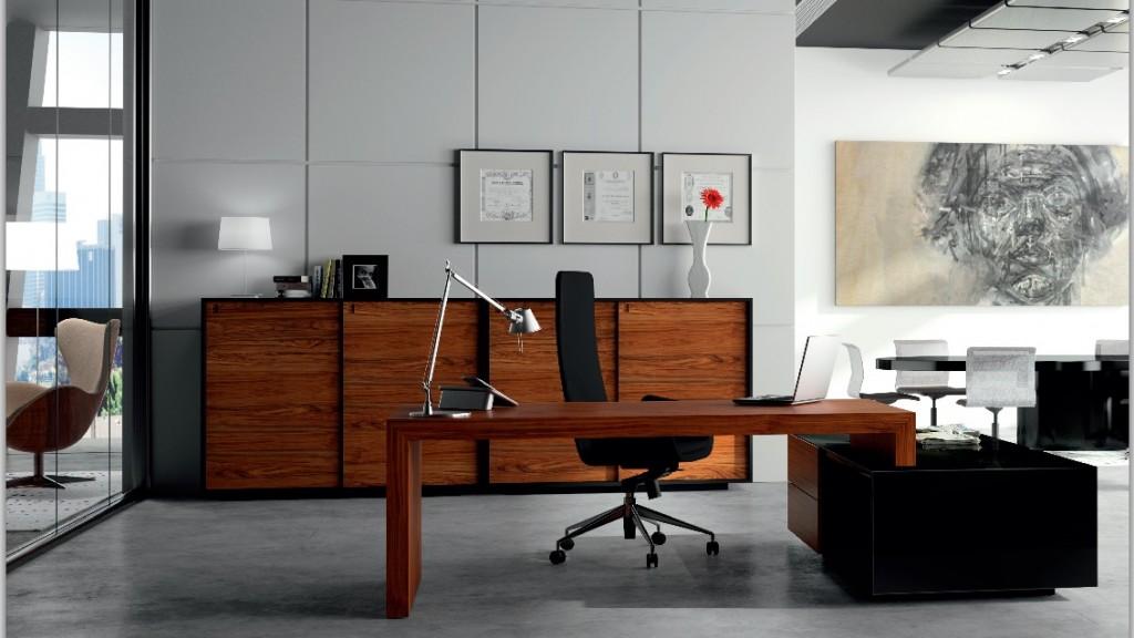 Erys mesas direccionales mobiliario de oficina agaru for Mobiliario de oficina mesas