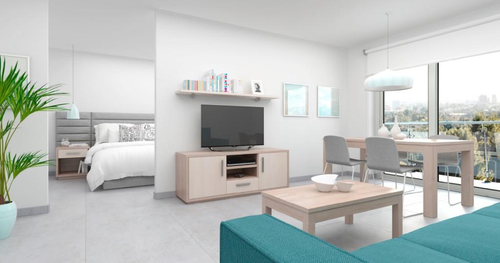 Contract Habitación B