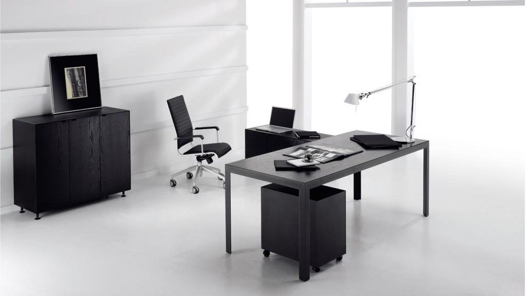 Four mobiliario de oficina mobiliario de oficina agaru for Mobiliario de oficina mesas
